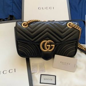 Original Gucci Crossbody Bag